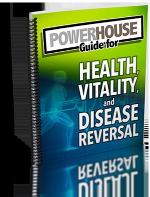 Health, Vitality, And Disease Reversal